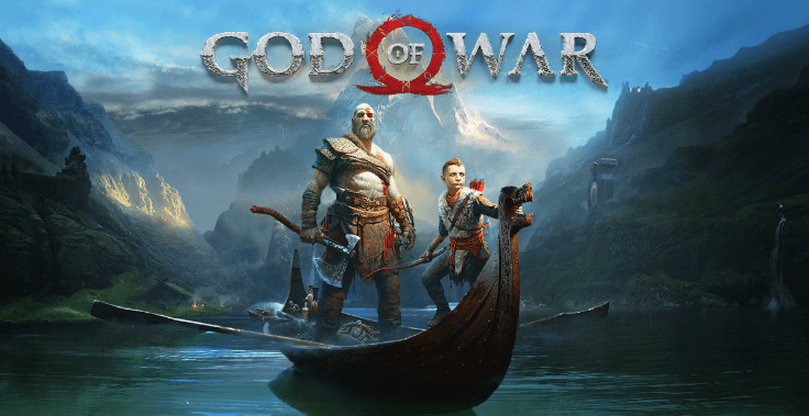 God of War console