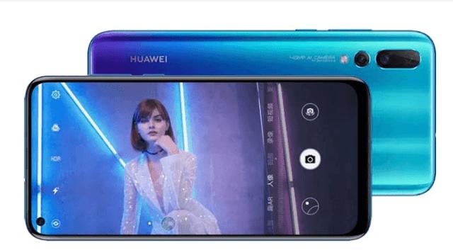 Huawei Nova 4 New Display