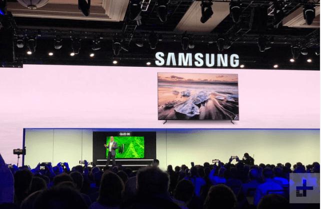 Samsung 98-inch QLED 8K TV technology