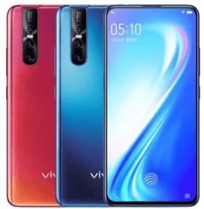 Vivo S1 Pro smartphone colors