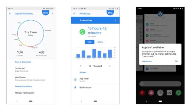 fix Digital Wellbeing slow in Google Pixel phones