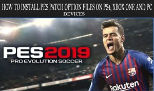 pes patch files
