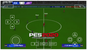Updated PES 2020 Iso File Download PPSSPP English Version