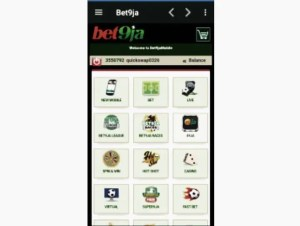 Latest Bet9ja Mobile App Apk Download Old bet9ja app