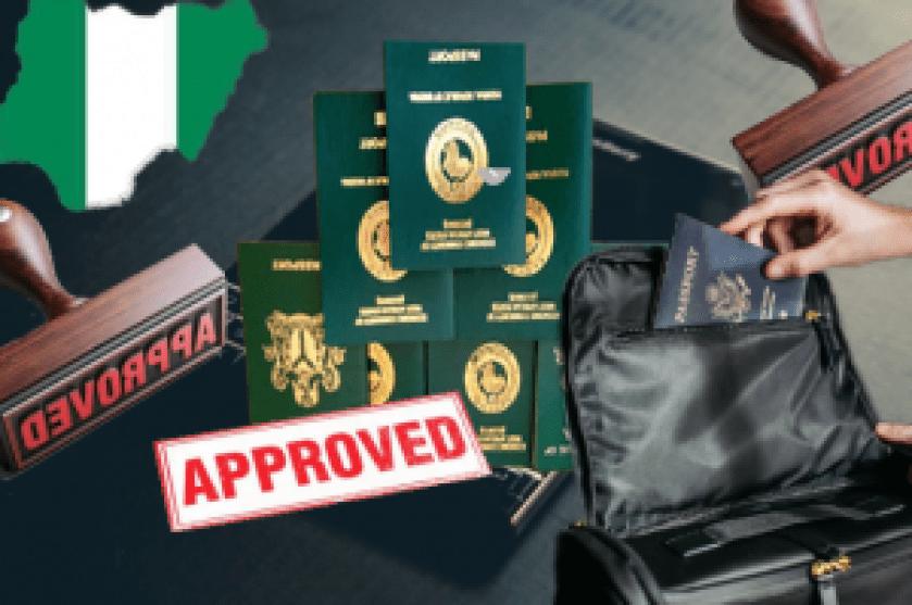 How much is passport in Nigeria 2020
