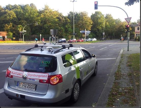 MadeInGermany, AutoNOMOs Labs, Carro Autônomo, tecnologia automotiva, carro sem motorista, VW PASSAT, VW PASSAT VARIANT, Berlin