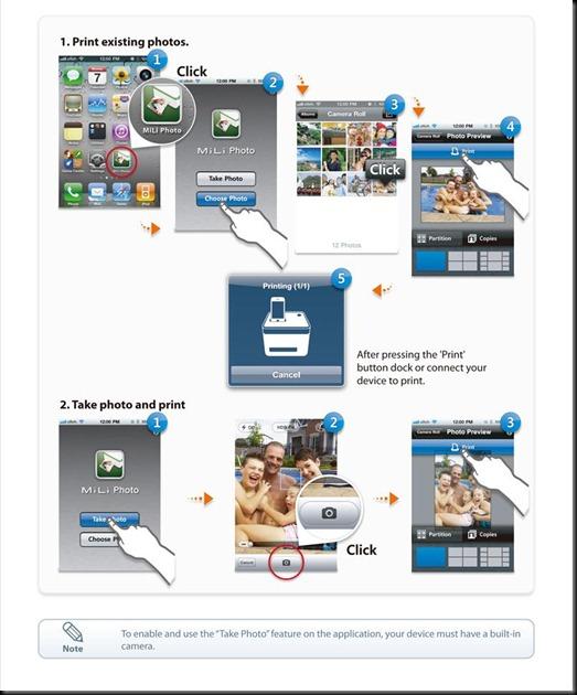 Android, Gadgets, Impressora, iPhone
