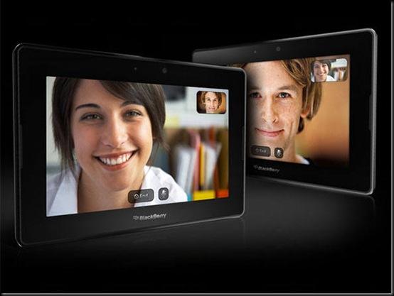 Playbook; RIM; RIM lança tablet BlackBerry PlayBook no Brasil por R$ 1,3 mil; Navegador roda aplicativos web feitos em Flash e possui sistema operacional Blackberry tablet OS com capacidade de rodar mais de um aplicativo ao mesmo tempo