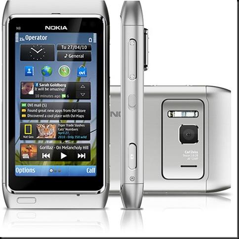 Vai comprar um smartphone? Não deixe de conferir estes dez modelos da safra mais recente, São 10 smartphones elegantes e poderosos para sua escolha, smartphones, mercado, Nokia, N8