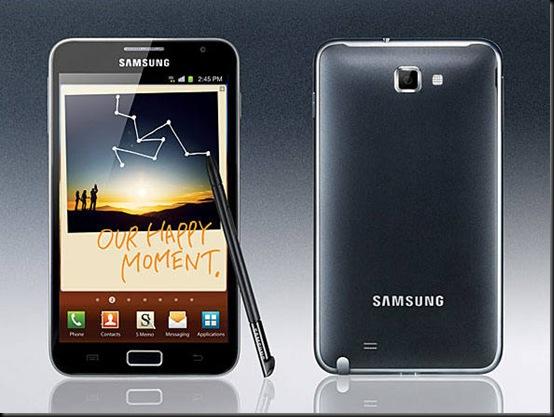 Samsung lança nesta terça Galaxy Note com 4G na Coreia do Sul, Samsung Galaxy Note, Smartphones, Android, Samsnug