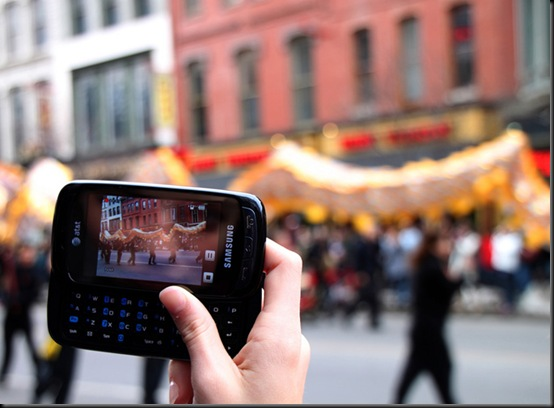 Smartphones foram alvo de ataques em outubro