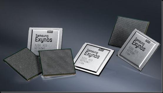 Samsung exibe processador móvel de alto desempenho, Exynos5250, samsung, hardware, lançamento