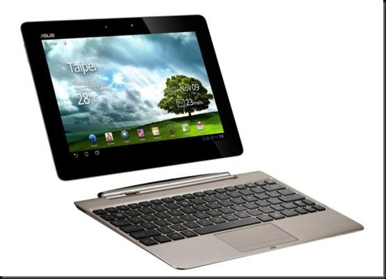 Após falha, Asus confirma Transformer Prime para 2011, Asus, Tablets, lançamento