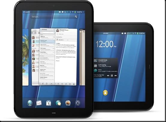 HP abrirá webOS para comunidade Open Source, HP, Tablets