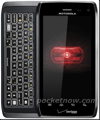 Motorola Milestone 4 pode chegar ainda este ano nos EUA, Motorola Droid 4, Motorola milestone 4, Motorlola, lançamento, Smartphones