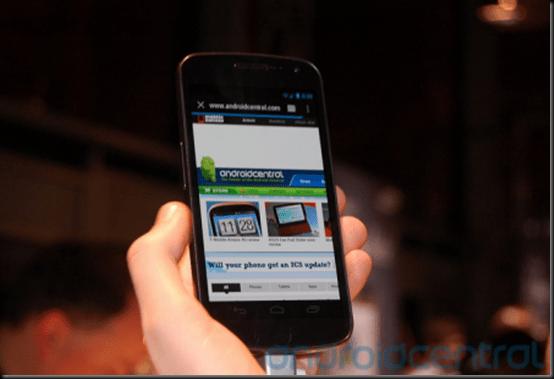 Galaxy Nexus é confirmado no Brasil, mas como Galaxy X, Samsung, lançamento, Smartphones, Android, Google