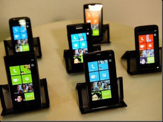 Nokia pode vender 37 milhões de Windows Phones em 2012, Windows phone, OS mobiles, Nokia, HTC, Smartphones