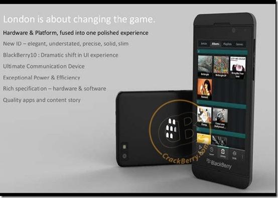 Anúncio de BlackBerry London aparece na internet, BlackBerry, Smartphones, RIM, Lançamentos