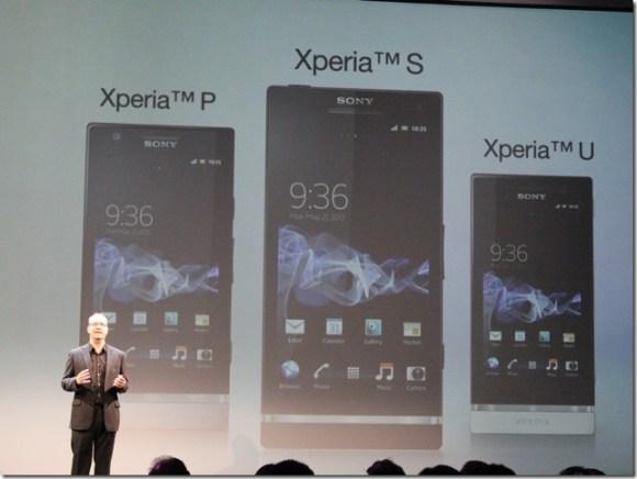 Sony apresenta os novos membros da linha Xperia, Sony Mobile, lançamentos, Smartphones