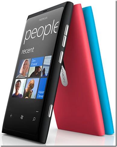 Nokia Lumia disponível a partir de 24 de março!, Nokia, Lançamentos, Symbian, Nokia Lumia 800