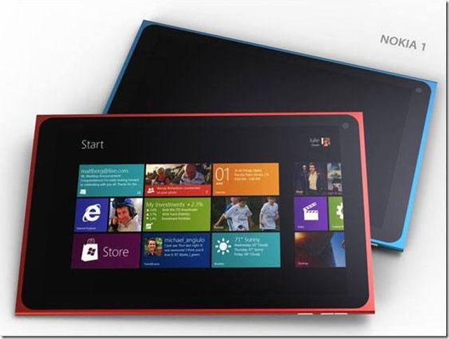 Nokia vai entrar na briga dos tablets, Nokia, Tablets