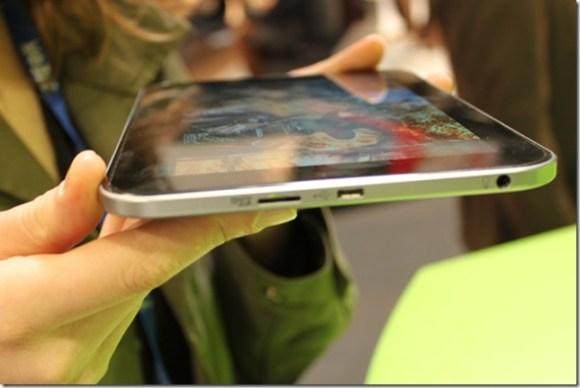 Toshiba lança tablet com NVIDIA Tegra 3 e Android 4.0, Toshiba, Tablets, Android, Lançamentos