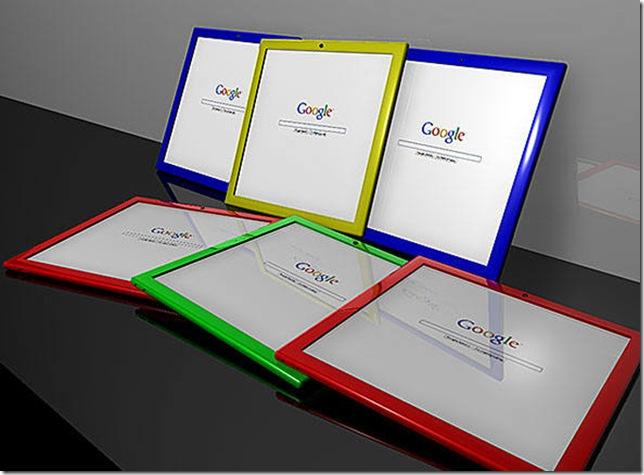 Nexus Tablet, o tablet do Google vai custar menos de 200 dólares, Google, Tablets, Asus, Android, Motorola