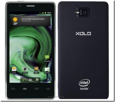 Lava Xolo X900: o primeiro smartphone com Medfield da Intel, Intel, lançamentos, Smartphones