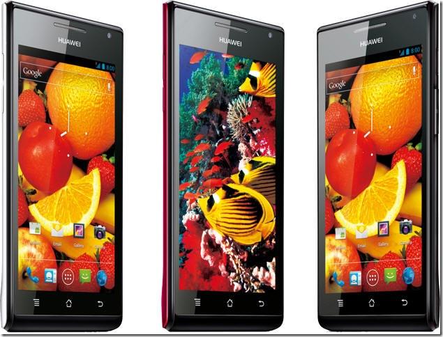Huawei anuncia smartphone com Android 4.0, Huawei, Smartphones, Lançamentos, Android