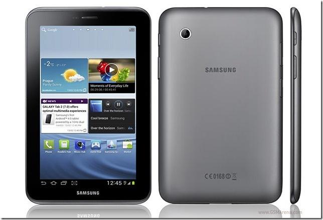 Samsung lança Galaxy Tab 2 nos EUA no dia 13, Samsung, Tablets, lançamentos, Android