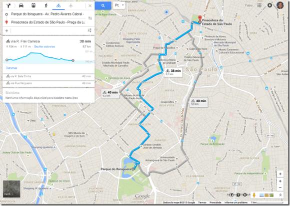 Google Maps começa a sugerir rotas por bicicleta no Brasil, Android, iOS, Browser, Google, Aplicativos, mapas