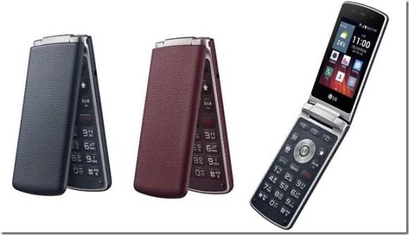 LG Gentle traz de volta o charme do celular com flip, Android, LG, Lançementos, celulares