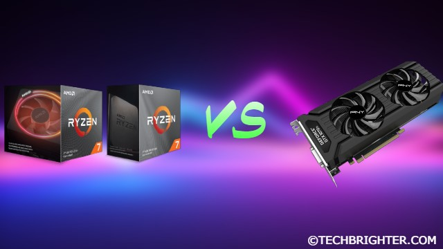 What is the difference between Mobile CPU and GPU? | GPU vs CPU Explained