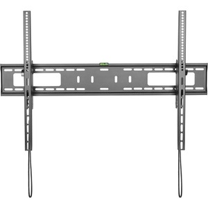 StarTech.com FPWTLTB1 Wall Mount for Flat Panel Display, Curved Screen Display - Black - 1 Display(s) Supported254 cm Screen Support - 75 kg Load Capacity - 400 x 300 VESA Standard