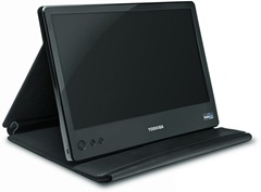 Toshiba introduces a USB powered monitor