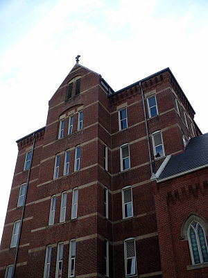 """""""Old Main,"""" the Administration Build..."""