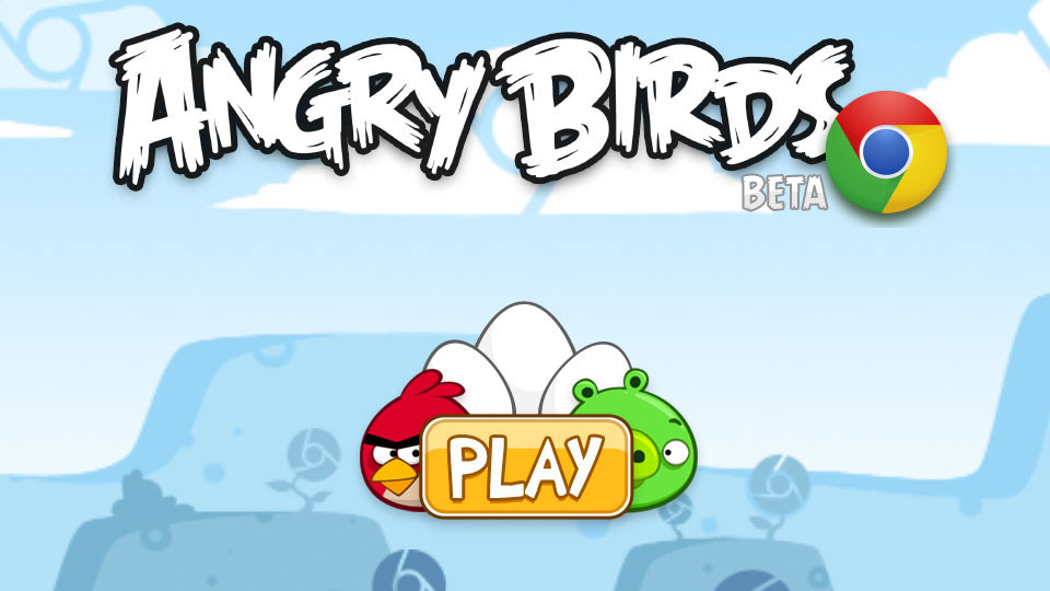 Google brings Angry Birds to your Desktop Browser