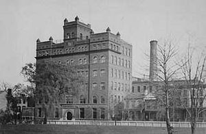 The Pratt Institute in Brooklyn, NY
