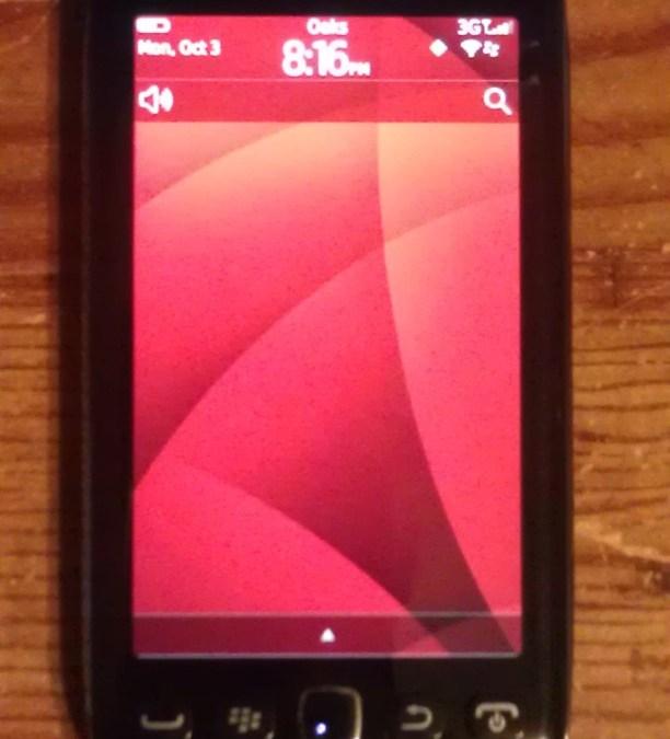 Hands On: BlackBerry Torch 9850 For Verizon Wireless