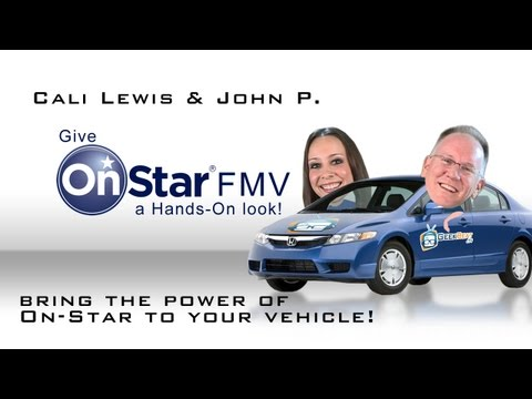 REVIEW – OnStar FMV (For My Vehicle)