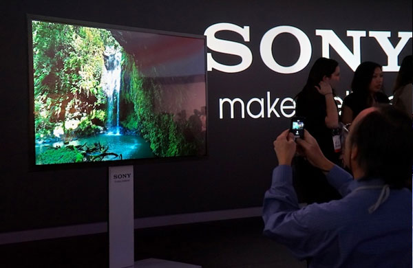 Sony's-OLED-4K-Ultra-HD-TV
