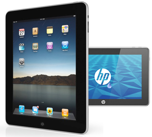HP iPad: HP's Setback With Touchpad May Reverse With Android Tablet