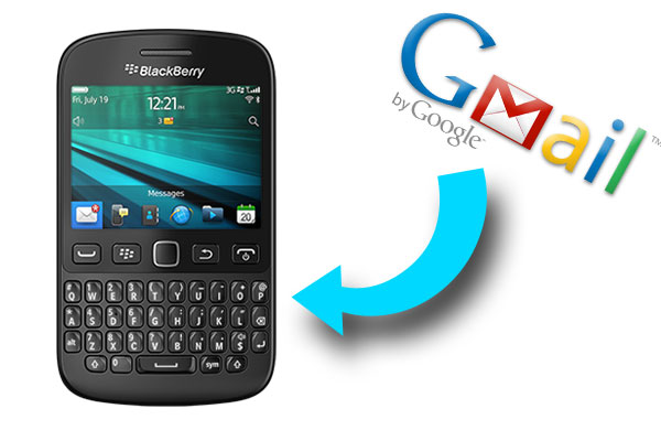 Gmail App For BlackBerry To Be Discontinued