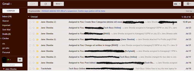 Gmail with new flavour : Good Or Bad?