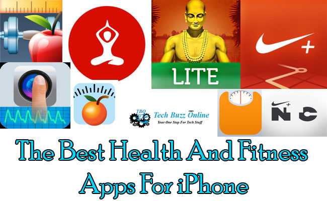 iPhone Apps: The Best Health And Fitness Apps For iPhone