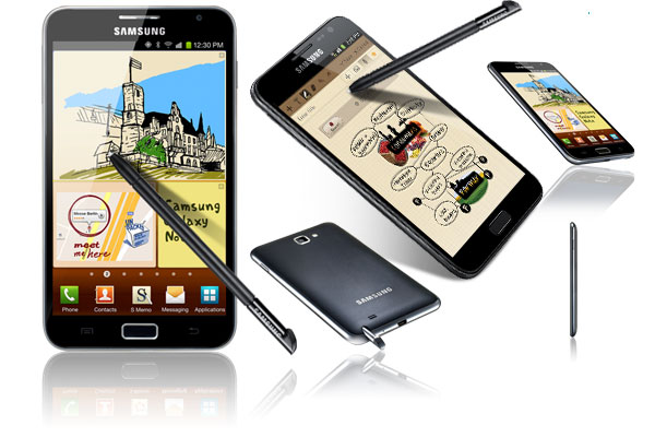 Samsung Galaxy Note Review: A New Life Into PDAs
