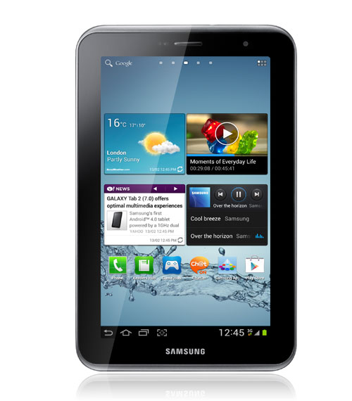 The Samsung Galaxy Tab 2 (7.0) Reviewed
