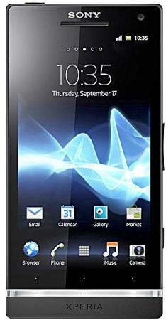 Sony Xperia S: A Review On Sony Xperia S