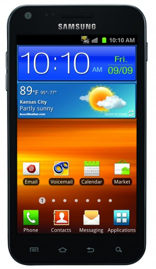 Samsung Galaxy S II Epic Touch 4G Android Phone Review