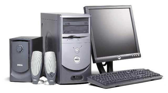free desktop pc dimension